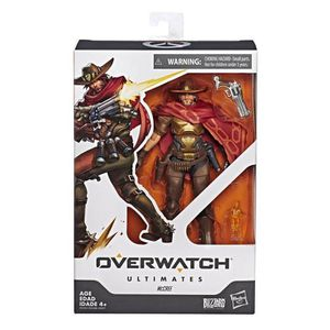 Overwatch McCree Ultimate Series Collectible Action Figure Not Rated for Sale in Philadelphia, PA