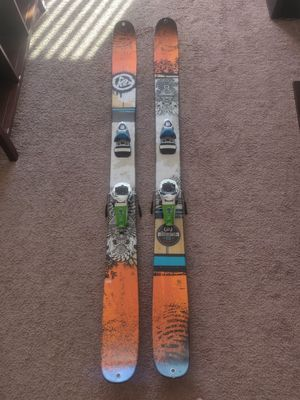 K2 SHREDITOR 112 w/ look pivot 140 bindings. for Sale in Montezuma, CO