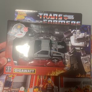 Transformers Back To The Future Robot for Sale in Washington, DC