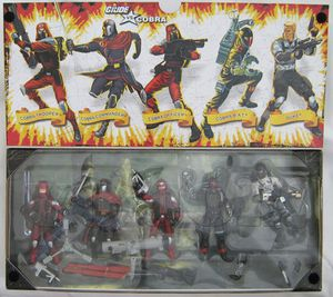 G.I. Joe Resolute Collector 5-Pack for Sale in Rowland Heights, CA