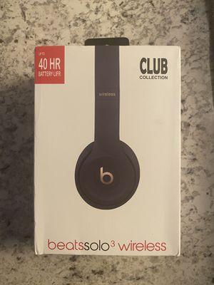 Beats Solo3 Wireless headphones for Sale in El Cajon, CA