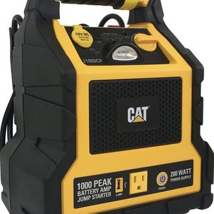 3 In 1 - Cat Professional Power Station, With Jump Starter And Compressor for Sale in Escondido, CA