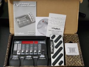 Digitech RP 355 Modeling Guitar Processor for Sale in Norfolk, VA