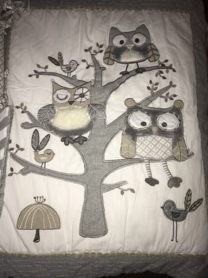 Unisex crib bedding for Sale in Opelousas, LA