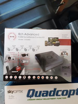 Shield wifi smart security camera system for Sale in Strongsville, OH