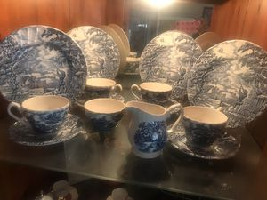 Nice and antique china set for Sale in Delray Beach, FL