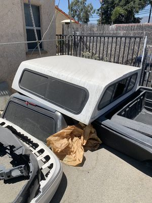 2 camper shells selling individually for Sale in Upland, CA