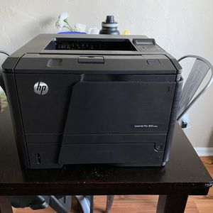 HP LASERJET PRO 400 Black And White Printer for Sale in Claremont, CA