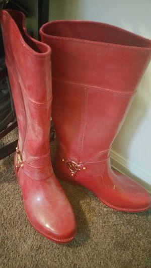 Rain boots MK for Sale in West Jordan, UT