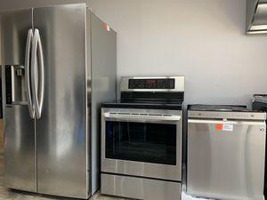 LG kitchen set,appliances for Sale in Casselberry, FL