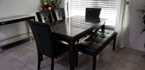 Dinning room tablet for Sale in Poinciana, FL