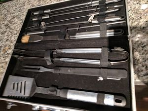Grilling kit for Sale in Raleigh, NC