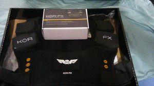 KOR-FX HAPTIC GAMING VEST for Sale in Miami, FL