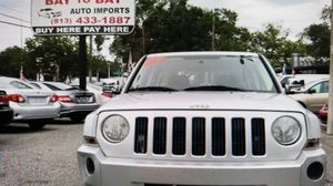 Jeep patriot 2008 ....the best price in tampa 😎😎 for Sale in Tampa, FL