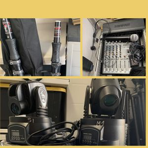 DJ equipment for sale and Photobooth for Sale in Pembroke Pines, FL