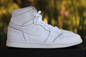 Air Jordan 1 Retro High OG 'White' Size 9 W/ OG Box for Sale in Diamond Bar, CA