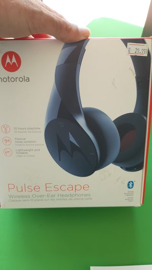 Pulse Escape auriculares for Sale in Wichita Falls, TX