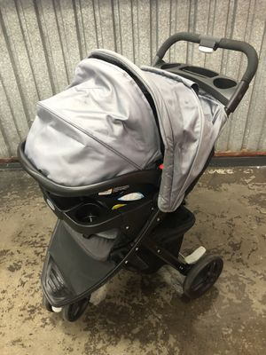 Graco Click Connect car seat stroller for Sale in Honolulu, HI