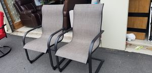 2 outdoor chairs for Sale in Morrisville, NC