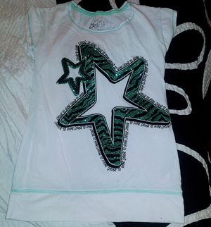 Girls Justice T-Shirt Size 8 for Sale in Gainesville, FL