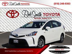 2017 Toyota Prius v for Sale in La Crescenta, CA