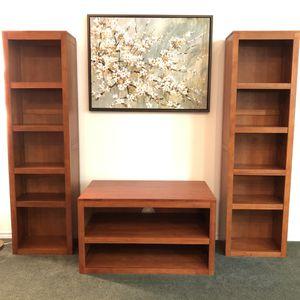 Shelves/Entertainment center for Sale in Gig Harbor, WA