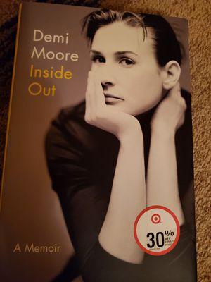 Demi Moore Memoir for Sale in Tampa, FL
