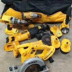 DeWalt 18v Tool Set for Sale in Seekonk, MA