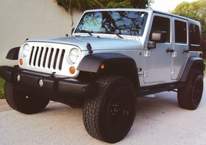 LIKE NEW [JEEP WRANGLER] 07 / RUNS EXCELLENT for Sale in Durham, NC