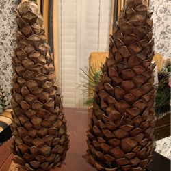 Pinecone Topiary Set for Sale in Ballwin,  MO