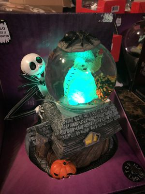 The Nightmare Before Christmas Snow Globes for Sale in San Diego, CA