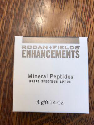 Rodan + Fields mineral peptides (light) for Sale in Naperville, IL