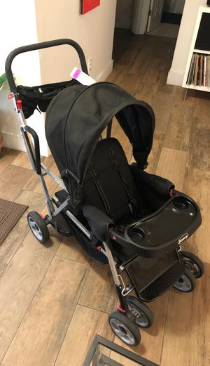 Joovy Double convertible stroller for Sale in Palmetto Bay, FL