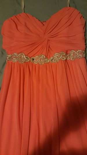 Coral colored Bride's maid dress for Sale in Nashville, TN