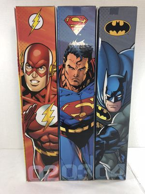 BATMAN SUPERMAN THE FLASH 18 INCH ACTION FIGURES DC Originals NEW TOYS for Sale in Portland, OR