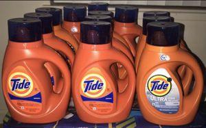 Tide Laundry Detergent 37 fl oz- 40 fl oz for Sale in San Jose, CA