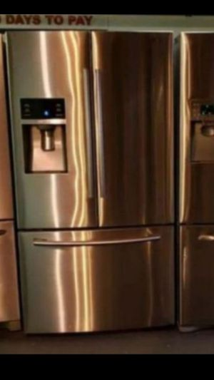 HUGE SALE. REFRIGERATOR*WASHER*DRYER*STOVE' *DISWASHER.90 DAY WARRANTY DELIVERY AVAILABLE+FINACIAL . PAY AS CASH 90 DAY🌻 for Sale in Seattle, WA