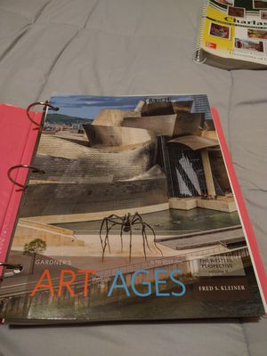 Gardner's Art Through The Ages Volume 2: The Western Perspective for Sale in Portland, OR