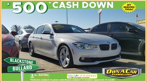 2016 BMW 3 Series for Sale in Fresno , CA