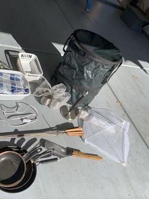 RV essentials / camper kitchen stuff / camping / trailer for Sale in Gilbert, AZ