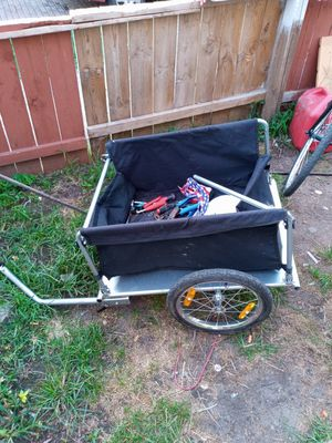 Bike trailer for Sale in Columbus, OH