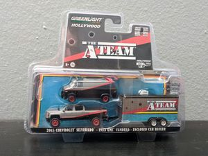 Greenlight The A Team Hitch & Tow for Sale in Spring Valley, CA