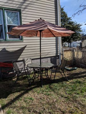 6 piece patio furniture for Sale in Florence, NJ