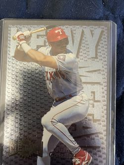 Juan Gonzalez Card for Sale in Cockeysville,  MD