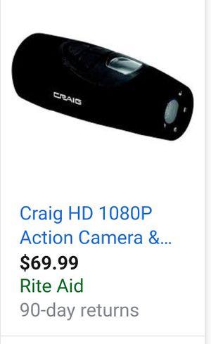 Action camera for Sale in Battle Creek, MI