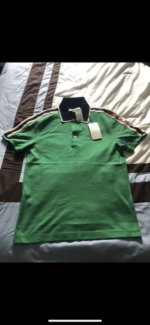 cde9276ba Gucci mens polo shirt size M for Sale in Bridgeport