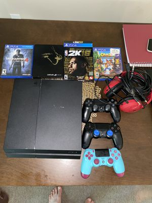 PS4 for Sale in Lowell, MA