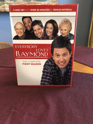 Everybody Loves Raymond - Complete First Season DVD Set for Sale in Palatine, IL