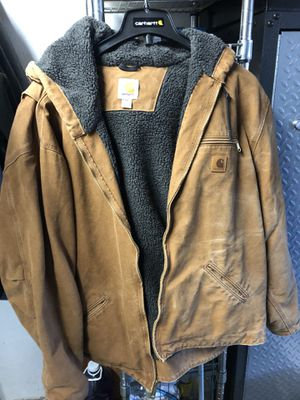 Carhartt Jacket with warm lining for Sale in Torrance, CA