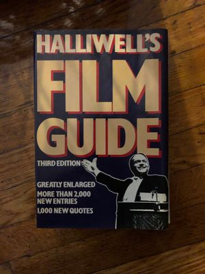 Halloween's Film Guidr Third Edition for Sale in Linden, NJ